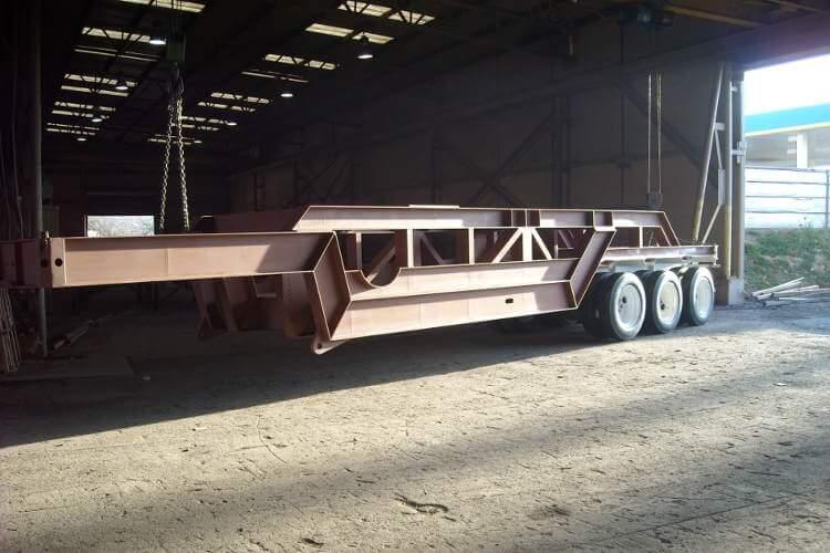 Truck Semi-Trailer